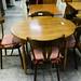 Circular kitchen table E80