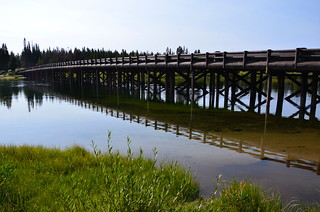 Yellowstone fishing bridge | by Pierre Yeremian