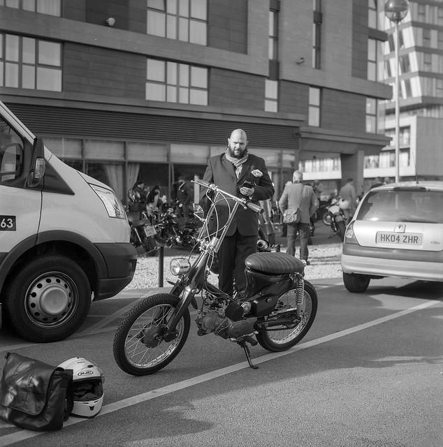 FILM - Distinguished Gentleman's Ride, Sheffield 2017-5