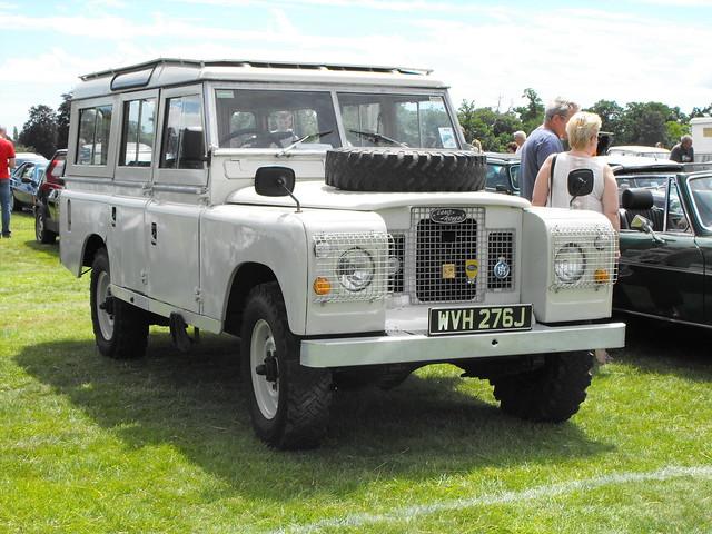 Land Rover - WVH 276J