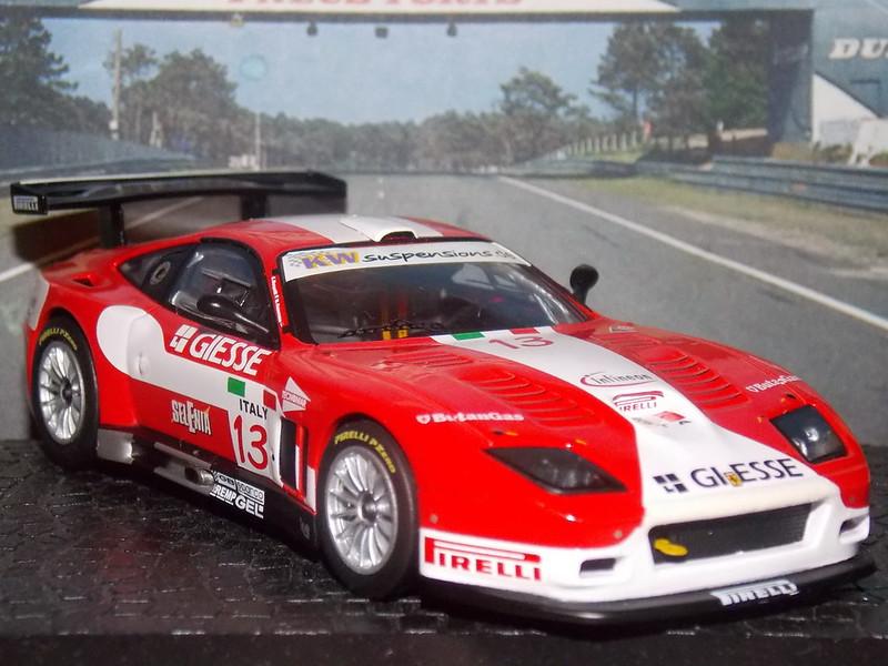 Ferrari 575M - FIA GT 2004