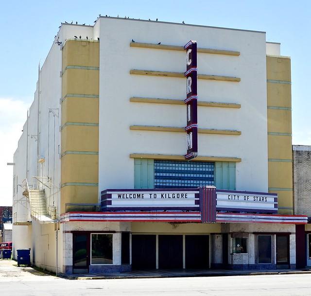 Crim Theater - Kilgore,Texas