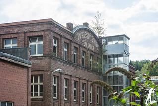 Lost Places: Messer- und Klingenfabrik | by smartphoto78