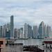Panama City by Esaú Menjivar