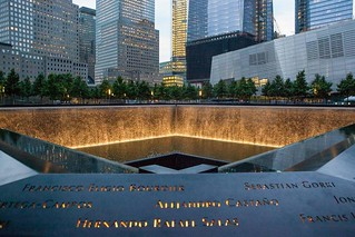 In Memoriam, Nine Eleven Twothusand and One victims. . Bring us Peace. Share us Love. . Photo: Source - nycgo.com > 9/11 Memorial Museum Page . 😢💜☯️‼️ | by andersabrahamsson