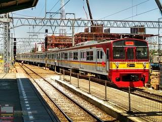 Japan Railways 203; Manggarai   by Argo Sakurai