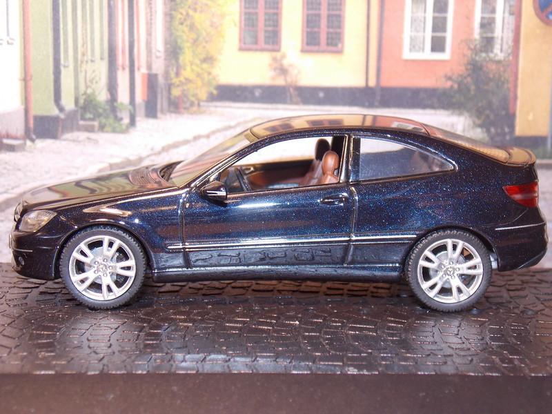 Mercedes Benz CLC-Class – 2008