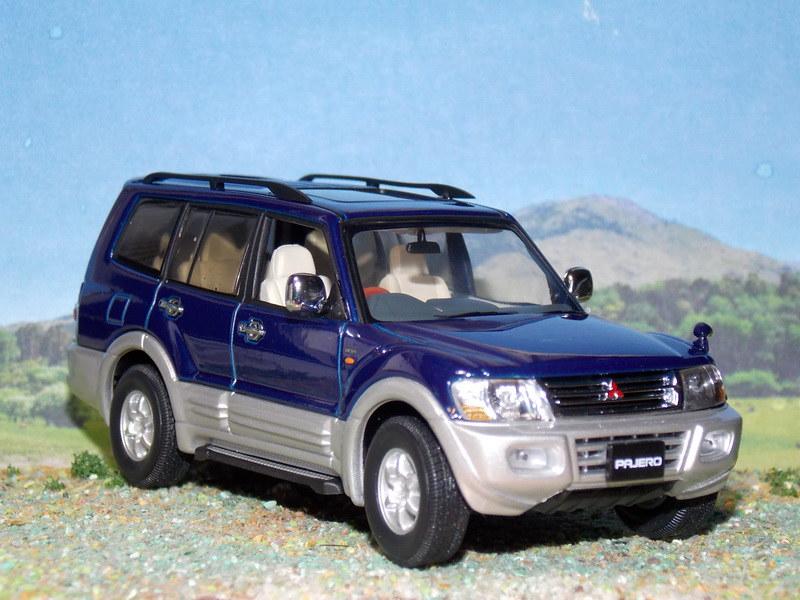 Mitsubishi Pajero GDi 5 Doors – 2000