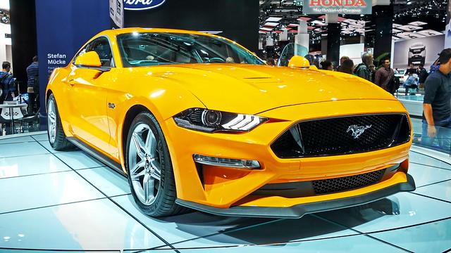 Mustang (Mk6)