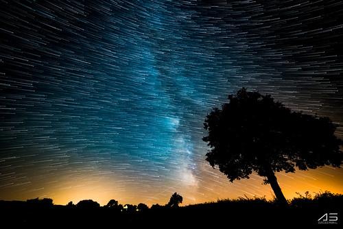 Star Trail Milky Way v2 | by knaki63