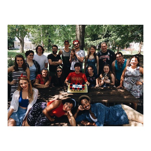 Otterbein Summer Theatre 4th of July Picnic Photo