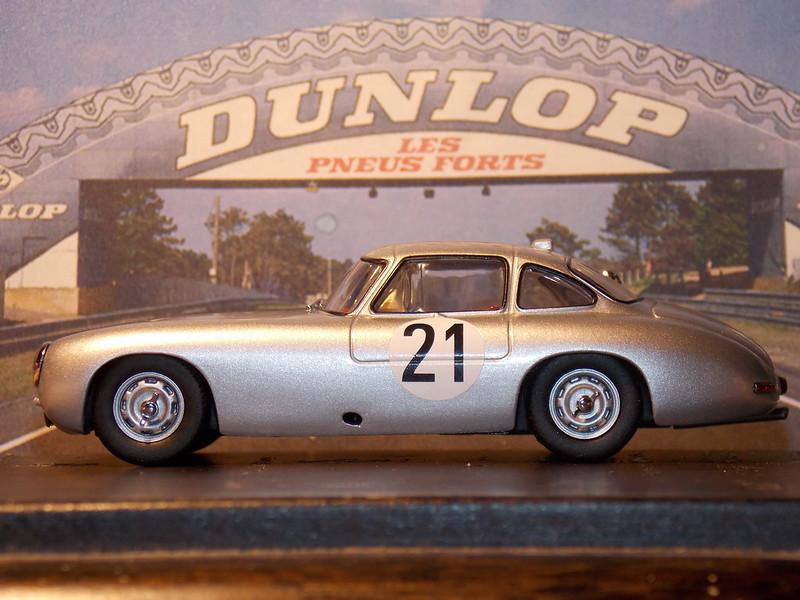 Mercedes Benz 300SL – 24 Hs Le Mans 1952