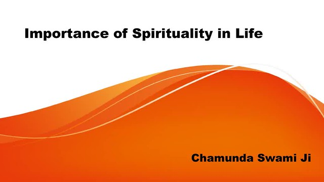 Importance of Spirituality in Life