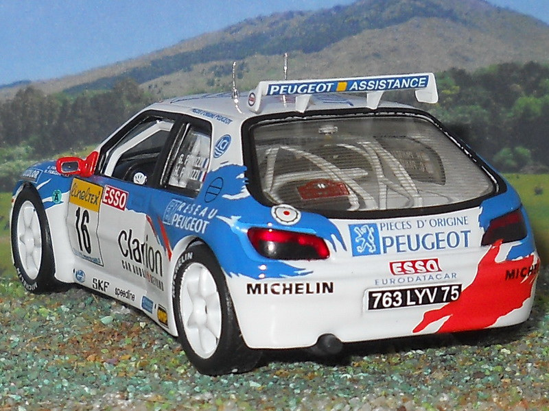Peugeot 306 Maxi – Montecarlo 1998