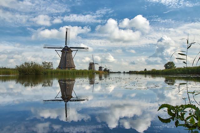 20170922 - Unesco World Heritage Kinderdijk - DSC07535