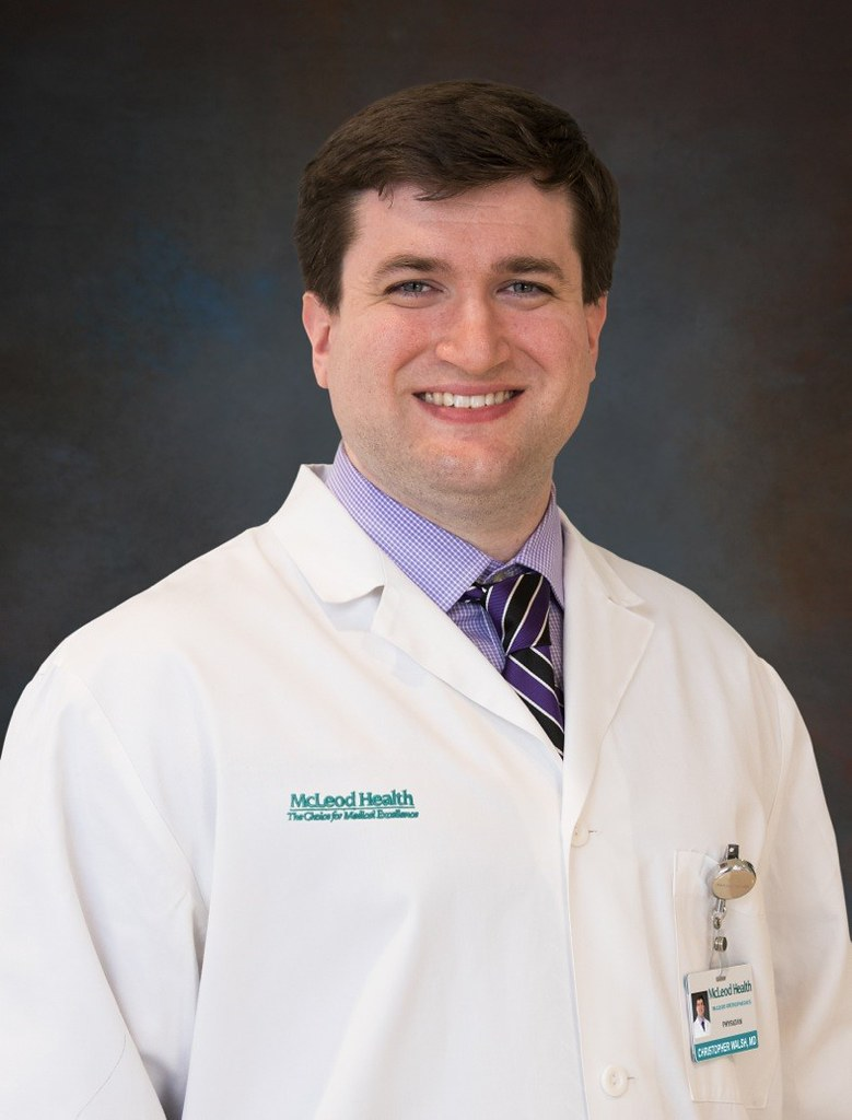 Christopher Walsh, MD | McLeod Physician Associates welcomes