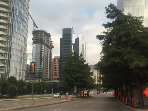 park district towers under construction in dallas | by johnny2fly