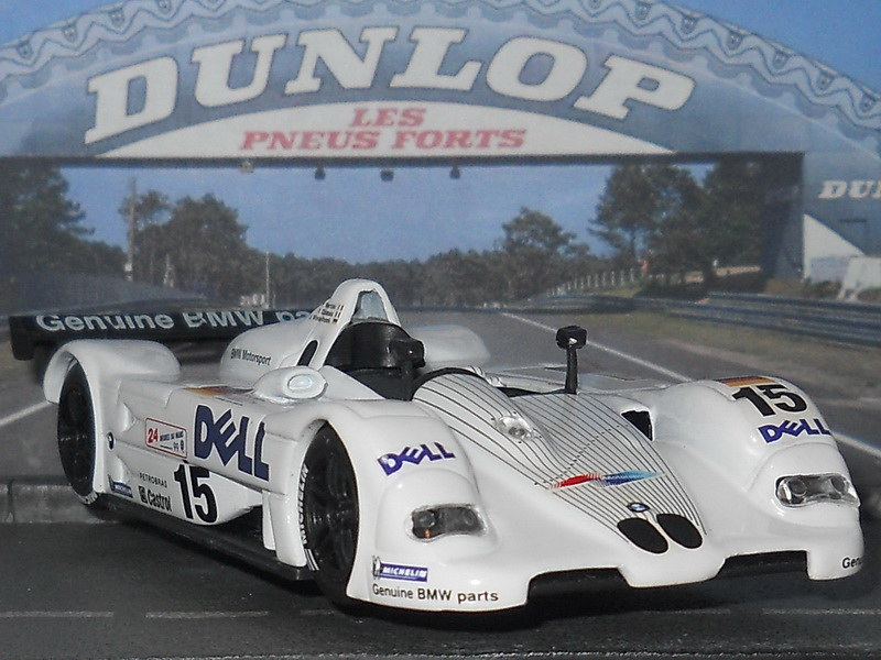 BMW V12 LMR – Le Mans 1999