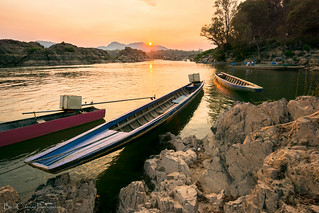 Don Khon Sunset | by Billy Clapham
