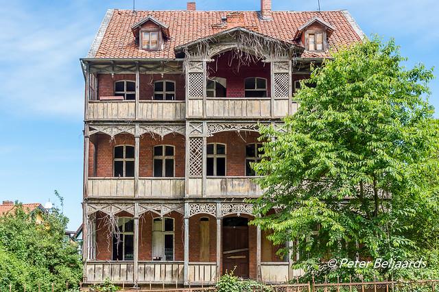 Lost and Abandoned, Bad Suderode Saksen-Anhalt Germany