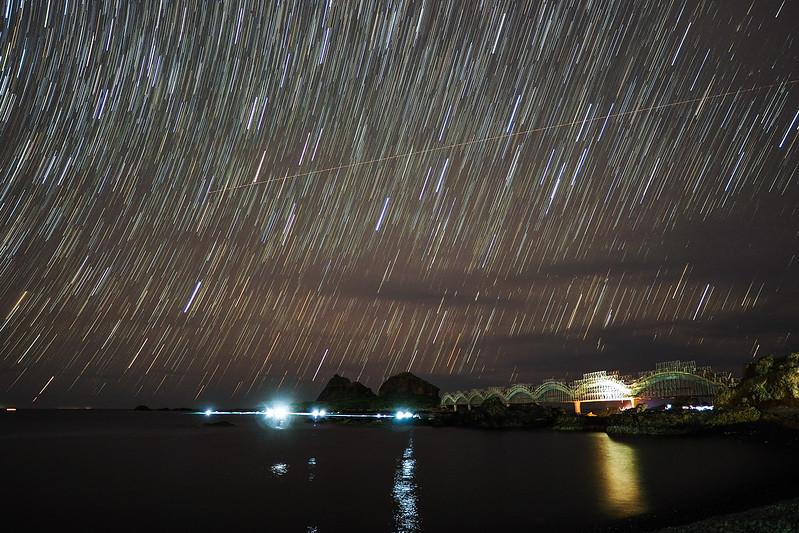 三仙台|星星雨