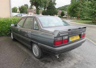 Renault 21 'Turbo' | by Spottedlaurel