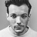 Louis Tomlinson (One Direction) by Phil Sharp.