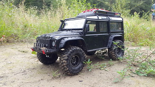 TRX4 Land Rover Defender 110 | by grimm.flickr