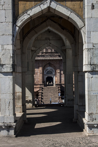 Asharfi Mahal in Mandu, Madhya Pradesh, India | by BongBlogger