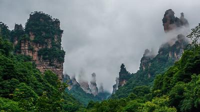Zhangjiajie National Park, China