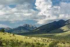 Great Weather - Davis Mountains Preserve, Texas