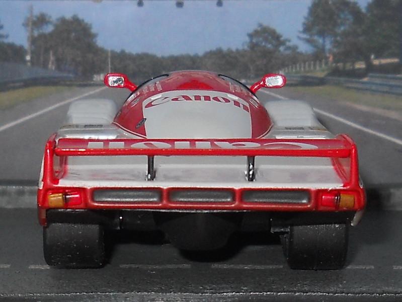 Porsche 956 – 24 Hs Le Mans 1983