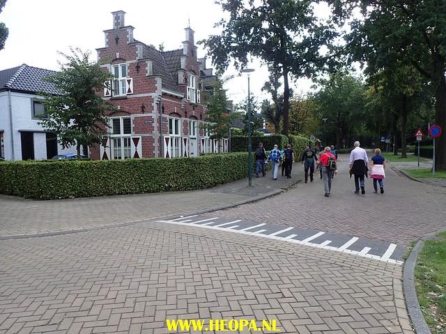 2017-09-16      -St. Oedenrode  OLAT 50 jaar    Jubileumtocht    28 Km (188)