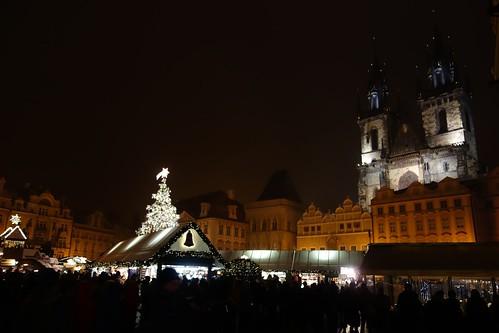 Old Prague at Christmas | by rhespel