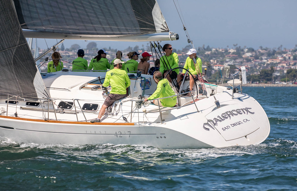 A Beneteau Cup Day 2 72 Of 262 San Diego Yacht Club Flickr