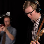 Wed, 13/09/2017 - 10:40am - Public Service Broadcasting Live in Studio A, 9.13.17 Photographers: Mary Munshower, Kristal Ho, and Dan Tuozzoli