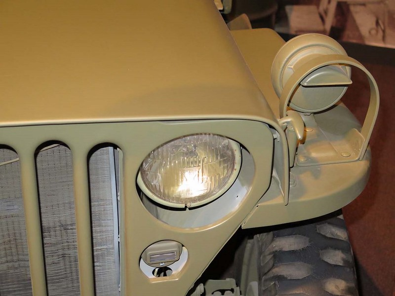 Willis Jeep MB 4