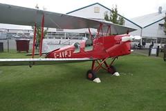 G-AVPJ de Havilland DH.82A Tiger Moth [86326] Sywell 010917