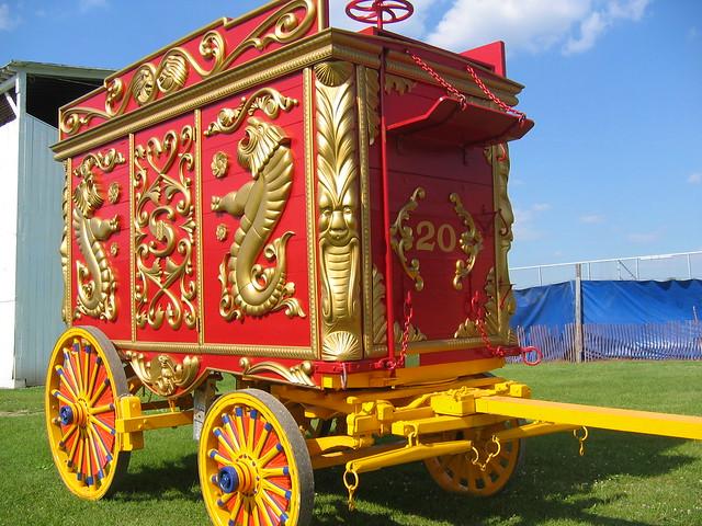 Circus Cart