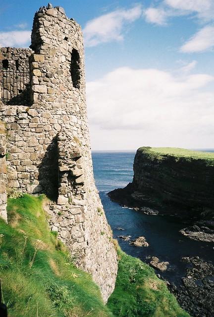 Dunlunce Castle 35mm