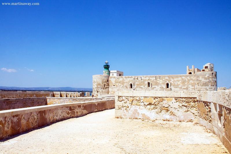 Castello Maniace, Ortigia