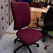 Large wine swivel chair E75