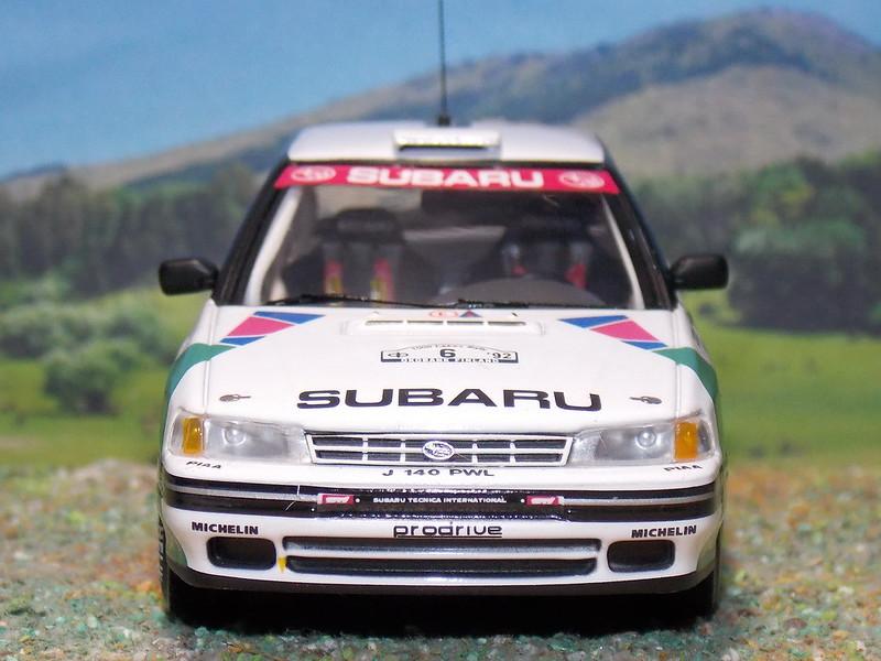 Subaru Legacy RS – 1000 Lagos 1992