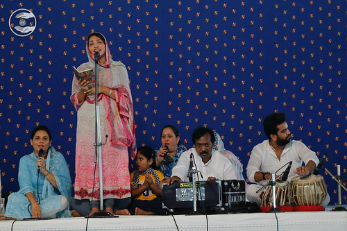 Devotional song by Suman Bawa from Rajauri Garden, Delhi