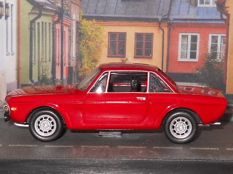 Lancia Fulvia HF Coupé – 1969