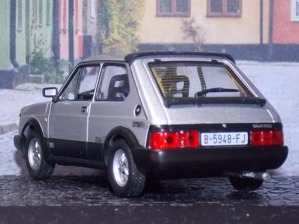 Seat Fura Crono - 1982