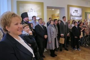 Выставка в ГОМЗ 355