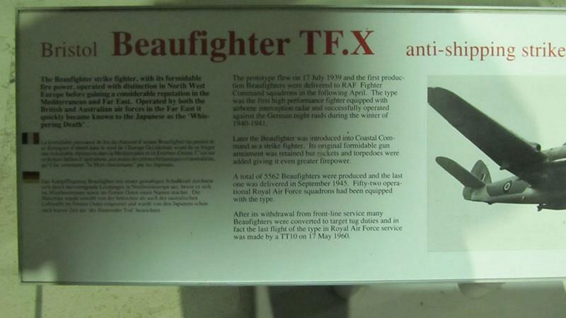 Bristol Beaufighter TF. X 5