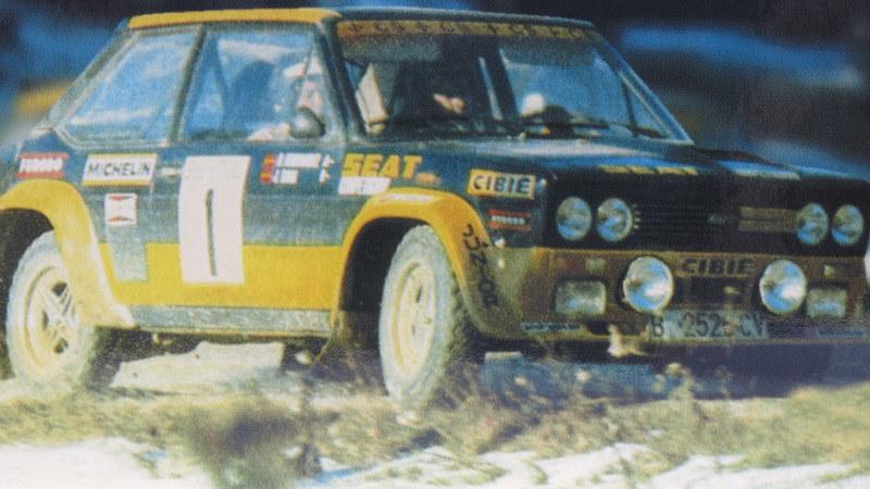 Fiat 131 Abarth – Catalunya 1979