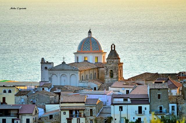 L'alba di San Michele Arcangelo...